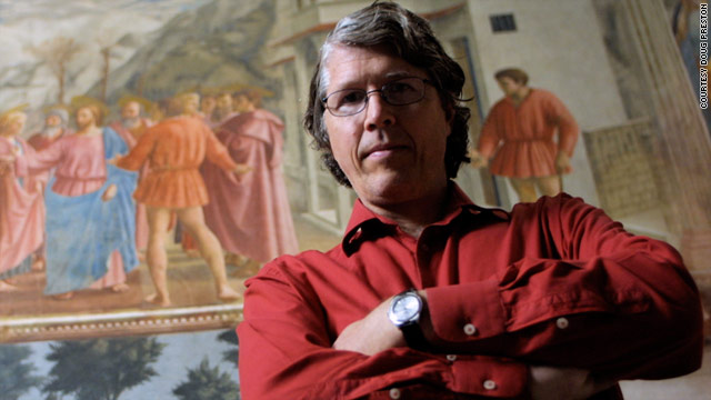 Crime author Doug Preston spent years researching Italy's 'Monster of Florence' serial killings.