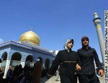 مقام السيدة زينب بنت الإمام علي في دمشق