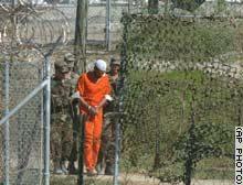 عدد كبير من معتقلي غوانتانامو رفض المثول أمام القضاء العسكري