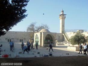 اقتحام المسجد الأقصى كان حاضراً في المدونات