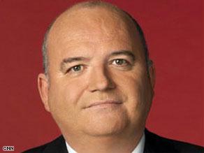طوني مادوكس، المدير التنفيذي لشبكة CNN