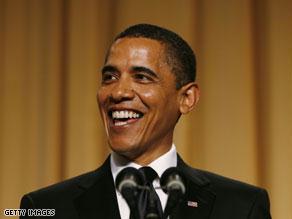 طالت سخرية الرئيس الأمريكي كافة الحاضرين