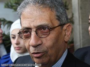 عمرو موسى لم يستبعد خيار الرئاسة