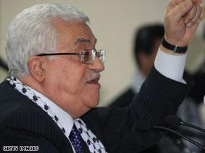 عباس يقول إن حركة حماس تتفاوض سرا مع إسرائيل
