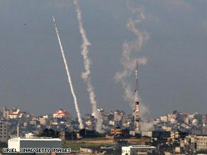 إسرائيل تسعى لمواجهة صواريخ غزة