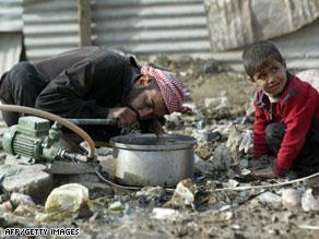 الحروب الثلاثة التي مر بها العراق جعل منه من أكثر بلدان العالم تلوثاً