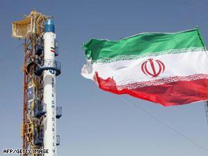 الصاروخ ''سفير'' يحمل القمر الصناعي ''أميد''