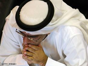 خسائر ثقيلة في سوق دبي