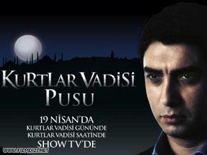 المسلسل اتركي ''وادي الذئاب''