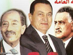 مبارك لم يحسم موقفه بعد بشأن الترشح لفترة رئاسية سابعة