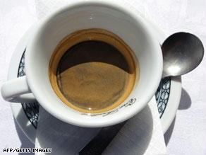 هذا النوع من القهوة يحتوي على نسبة عالية التركيز من الكافيين