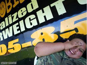 ترتفع معدلات البدانة بين أطفال أمريكا