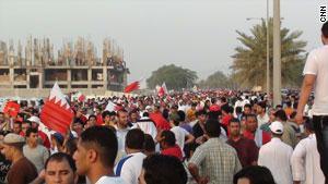 حدة التوتر تراجعت في البحرين