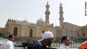 مناقشة للوضع في مصر بظل المجلس العسكري
