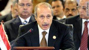 وزير الداخلية المصري السابق حبيب العادلي