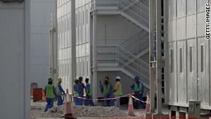 حكومة أبوظبي أكدت التزام الشركات المنفذة لمشروع المتحف باحترام حقوق العمال الأجانب