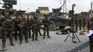 التنظيم زعم سقوط عناصر بالقوات الخاصة الفرنسية