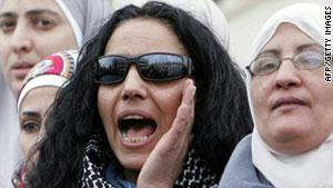 متظاهرات في الأردن.. حيث يشعر الشارع الأردني بالسعادة لانهيار النظام في تونس