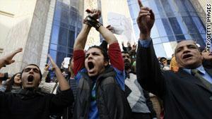 المصريون مدعون للمشاركة في ''جمعة الغضب والحرية''