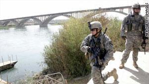 من المقرر سحب القوات الأمريكية من العراق بنهاية العام الحالي