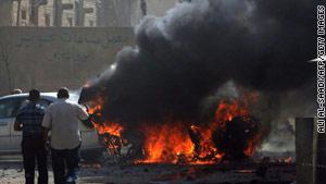 تصعيد ملحوظ في أعمال العنف بالعراق