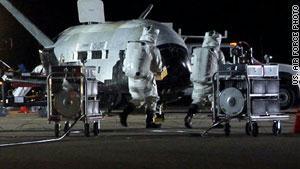 الولايات المتحدة ما زالت تتكتم على الغرض الحقيقي من تصنيع طائرتها الفضائية