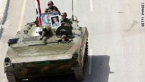 تصدت سوريا بقوة لاحتجاجاتت مناهضة للأسد