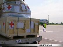 Myanmar aid bottlenecked