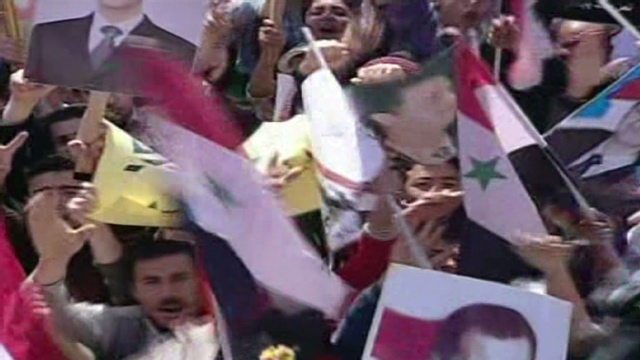 Challenges for al-Assad as events in Syria threaten ...