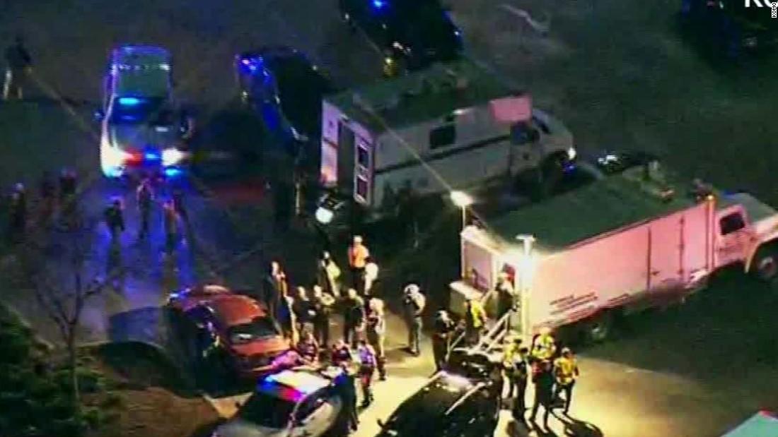 3 قتلى بإطلاق نار بمركز تجاري بواشنطن