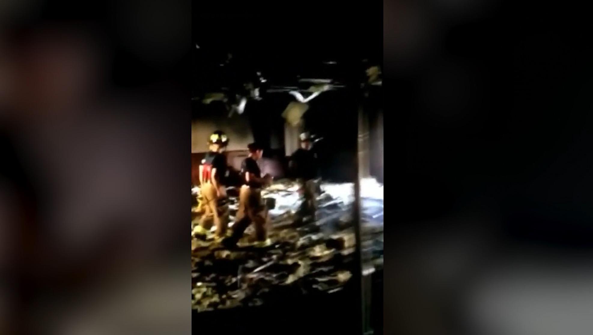 مسلمو هيوستن مضطربون بعد حريق التهم مسجدهم.. الشر يصل أماكن العبادة