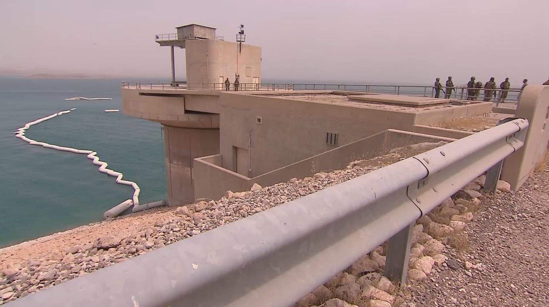 نظير الأنصاري لـCNN: سد الموصل قد ينهار