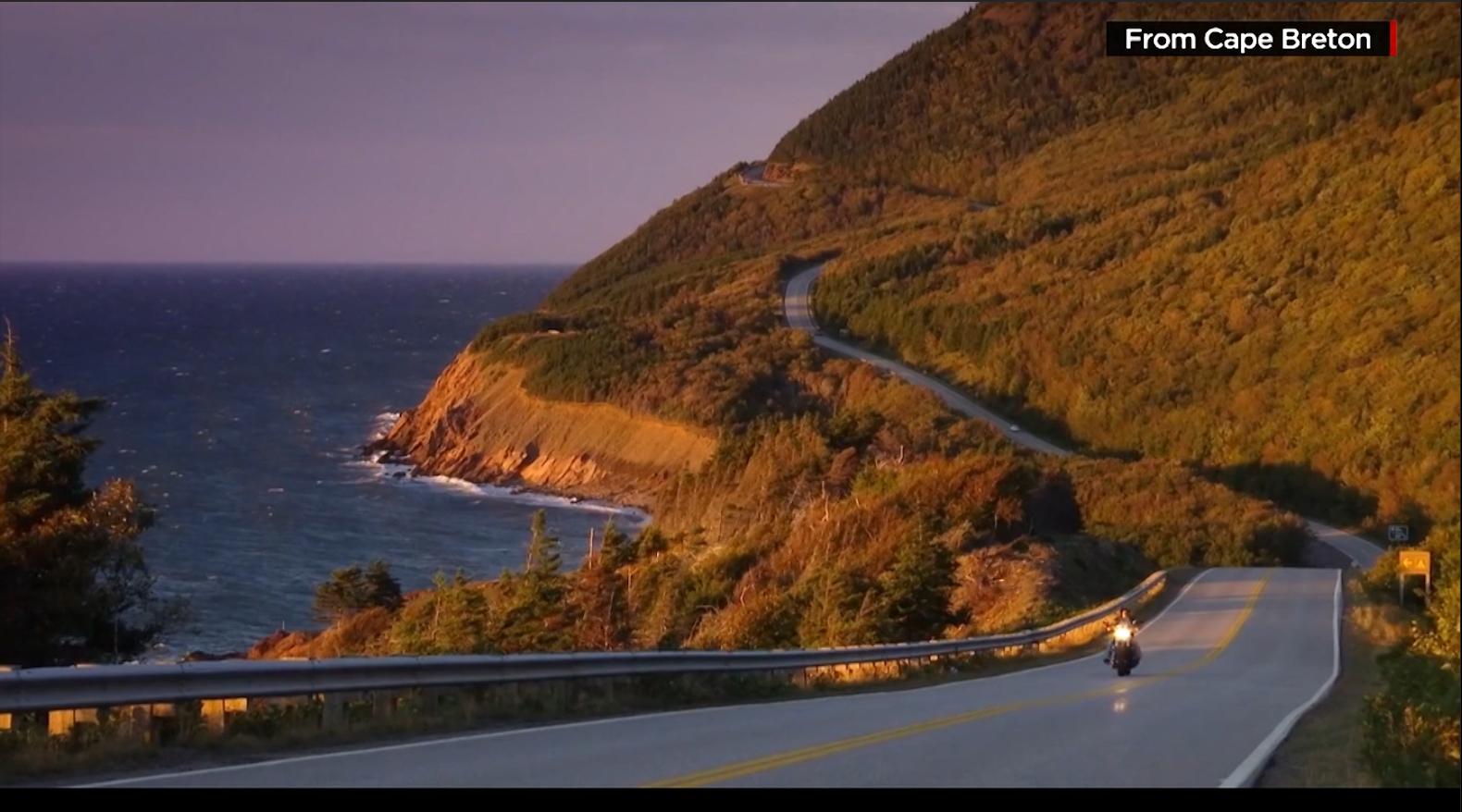 بالفيديو: تعرفوا على جزيرة كيب بريتون بعد دعوة كارهي دونالد ترامب للانتقال إليها