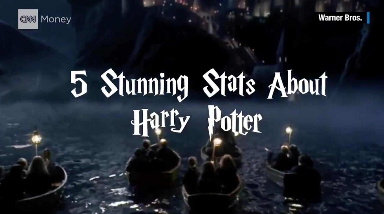 """خمس """"مفاجآت سحرية"""" حققها هاري بوتر"""