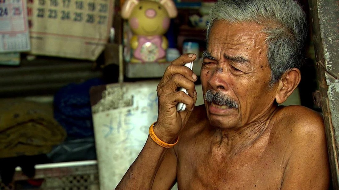 """في تايلاند.. صيادون يتحولون إلى """"أشباح"""" تُحتجز بالبحر"""
