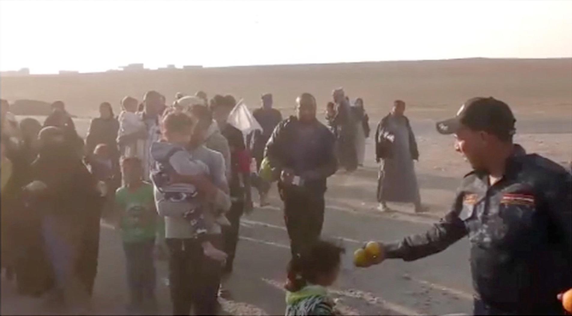 المدنيون يواصلون الهرب من الموصل