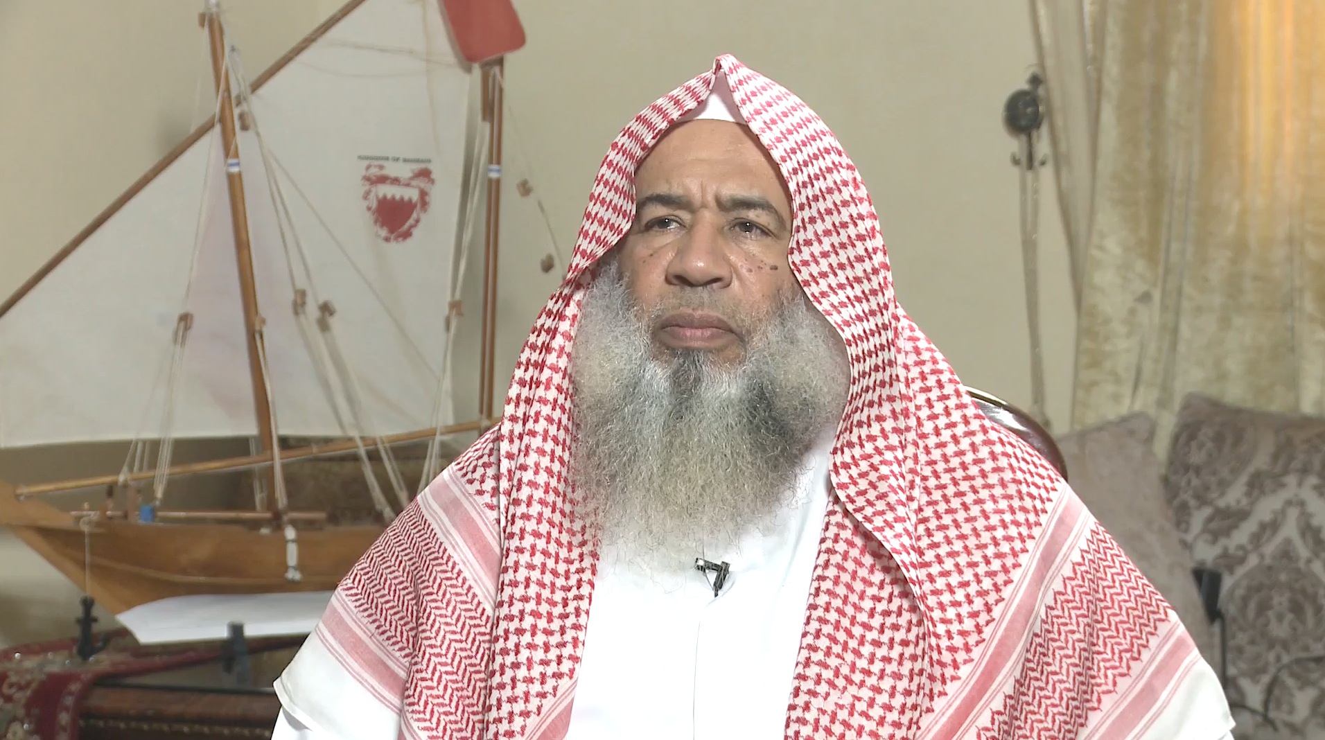 """القيادي البحريني جاسم السعيدي لـCNN: الملك سلمان """"أمير المؤمنين"""""""