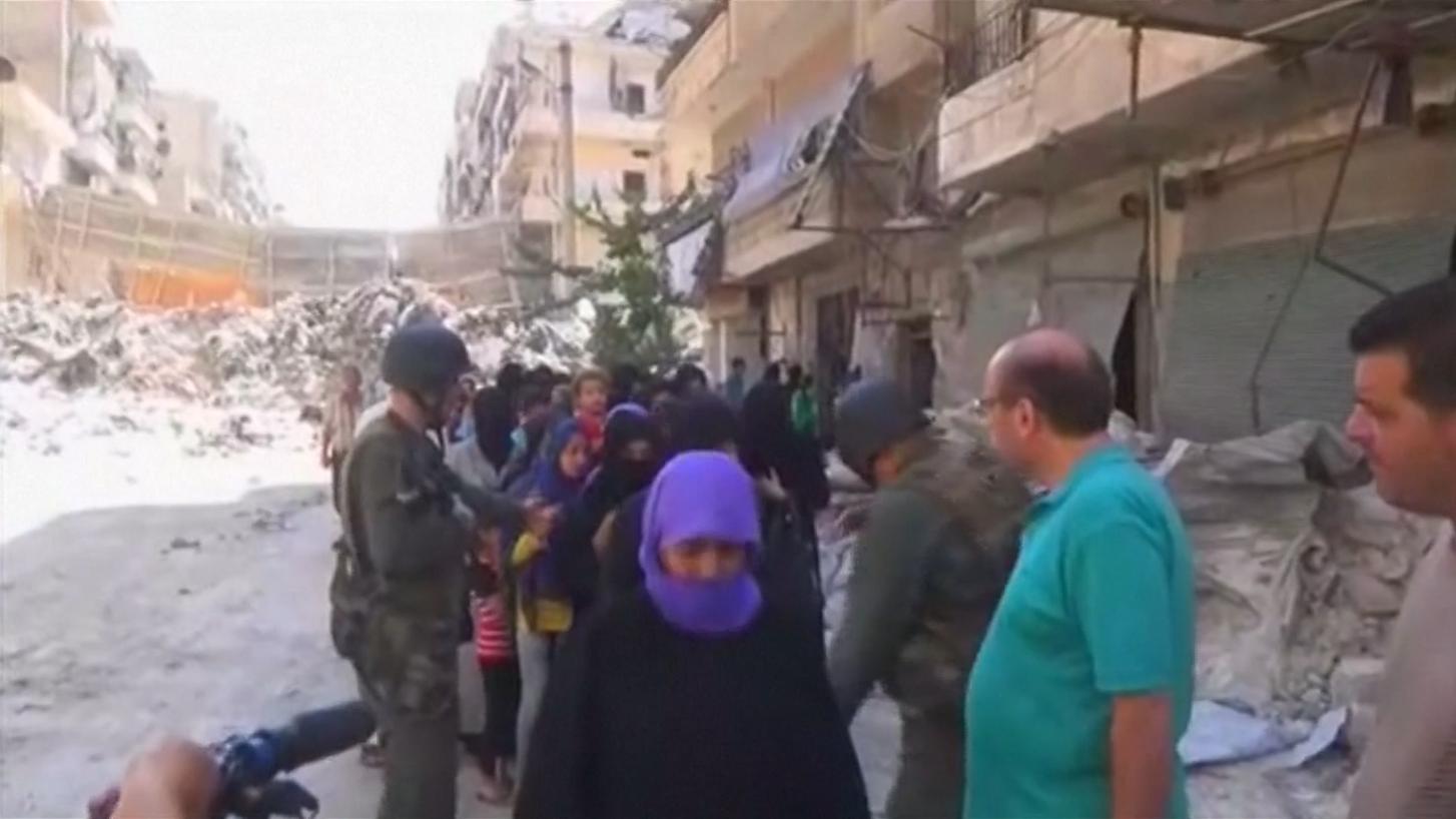 حبل الوريد إلى قلب حلب.. ممرات إنسانية أم معابر قتل وخطف؟