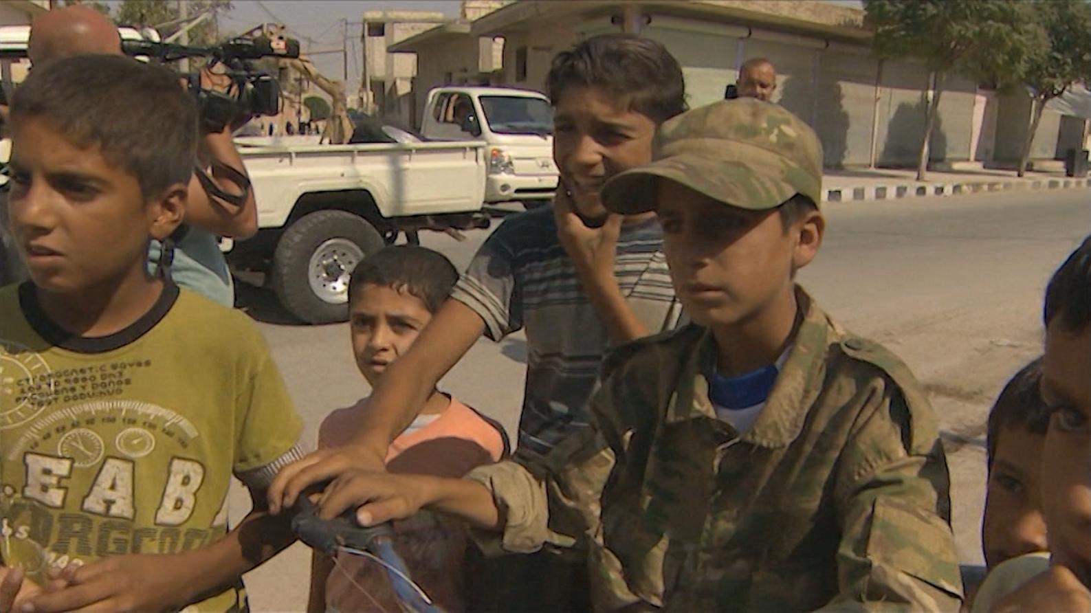 """من داخل جرابلس.. نظرة أولى على """"منطقة الأمان"""" بعد طرد داعش"""