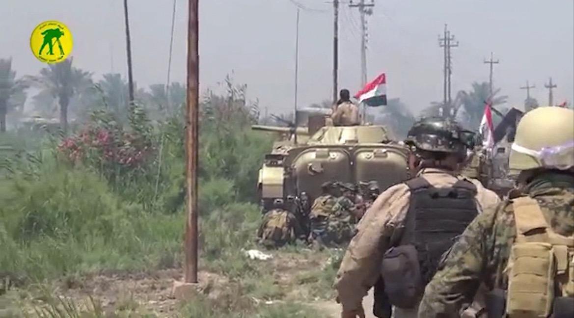"""بالفيديو: المدنيون عالقون وسط معركة الفلوجة والقادم أصعب.. والمسؤولون يتوقعون النصر """"قريباً"""""""