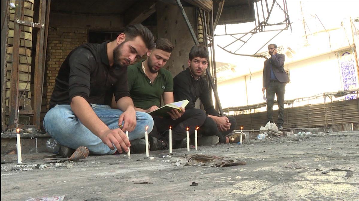 عدسةCNN في بغداد تنقل آثار تفجير داعش المميت