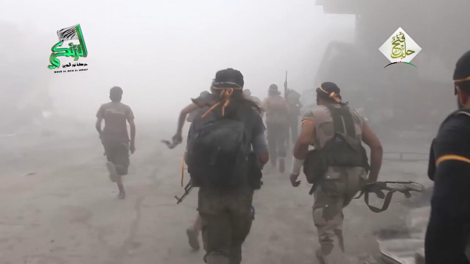 فيديوهات حصرية لـCNN من حلب: كسر الحصار