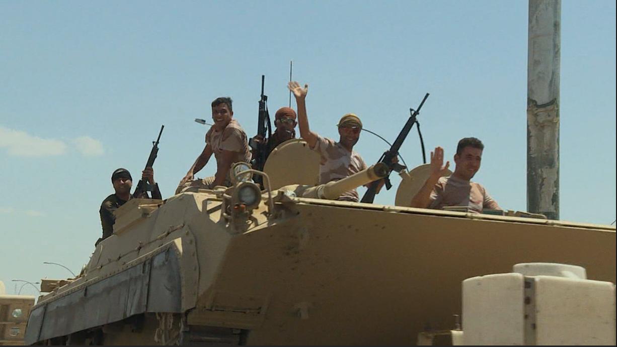 الجيش العراقي يتجه نحو معركته الأخيرة ضد داعش