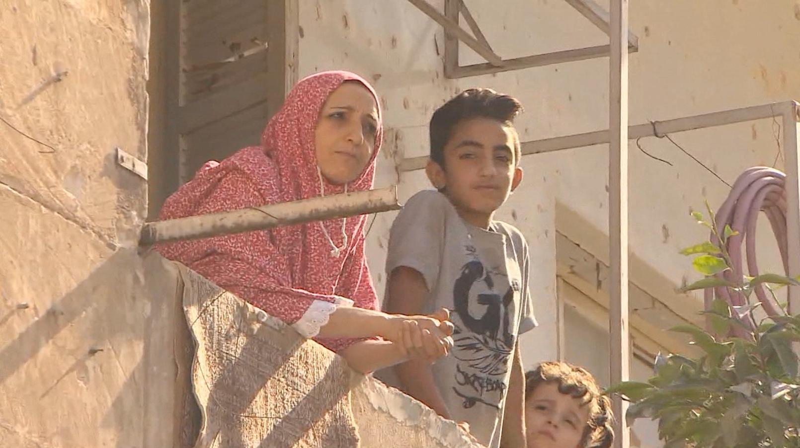 عدسة CNN من داخل حلب.. كيف تبدو المدينة بعد وقف إطلاق النار؟