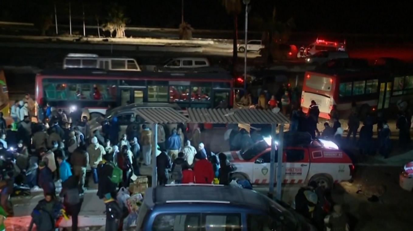 """آخر المستجدات عن خطة """"الإجلاء المحدود"""" في حلب"""