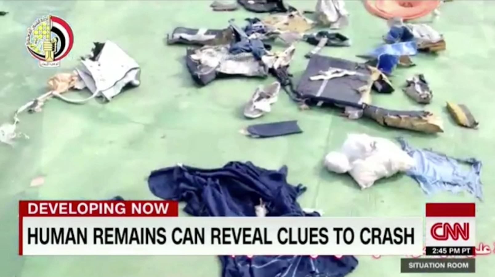 """بالفيديو: ما هي الروايات والسيناريوهات المتضاربة عما حدث لطائرة مصر للطيران """"MS804""""؟"""