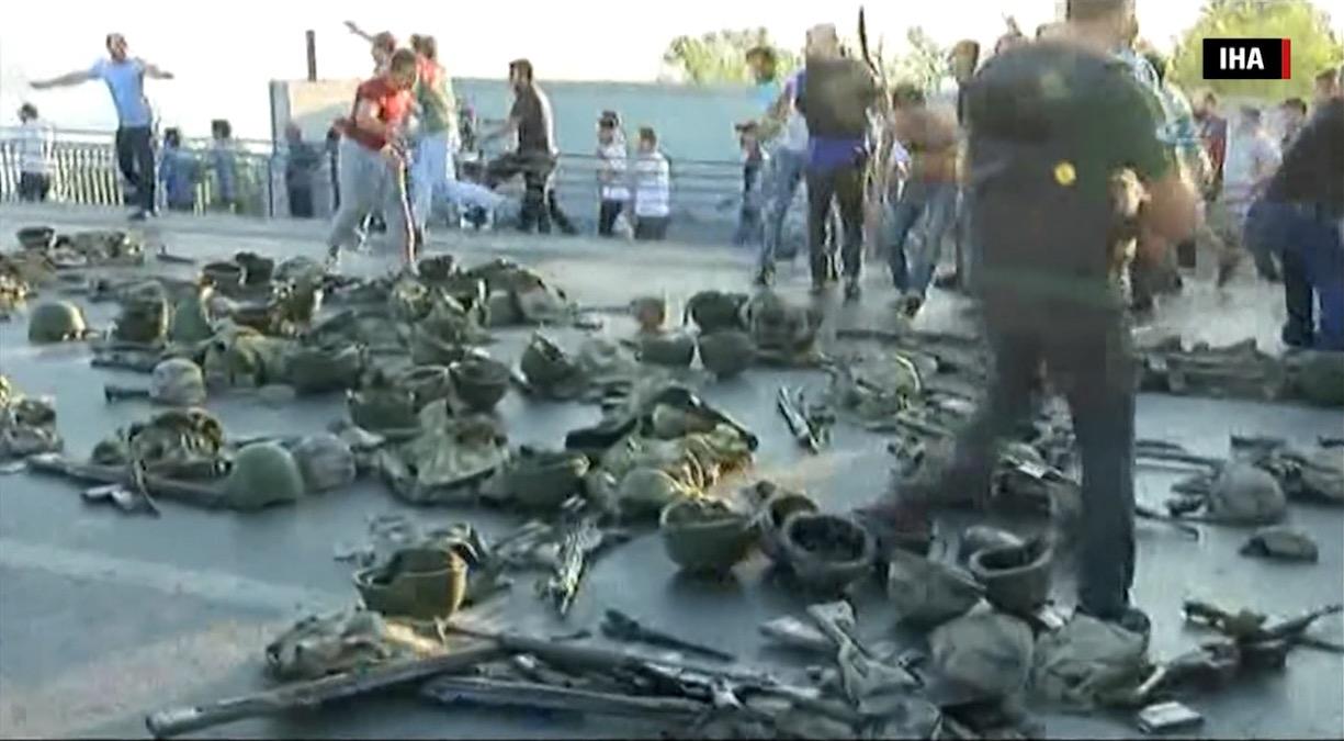 بالصوت والصورة.. فيديو يختصر محاولة الانقلاب التي شهدتها تركيا