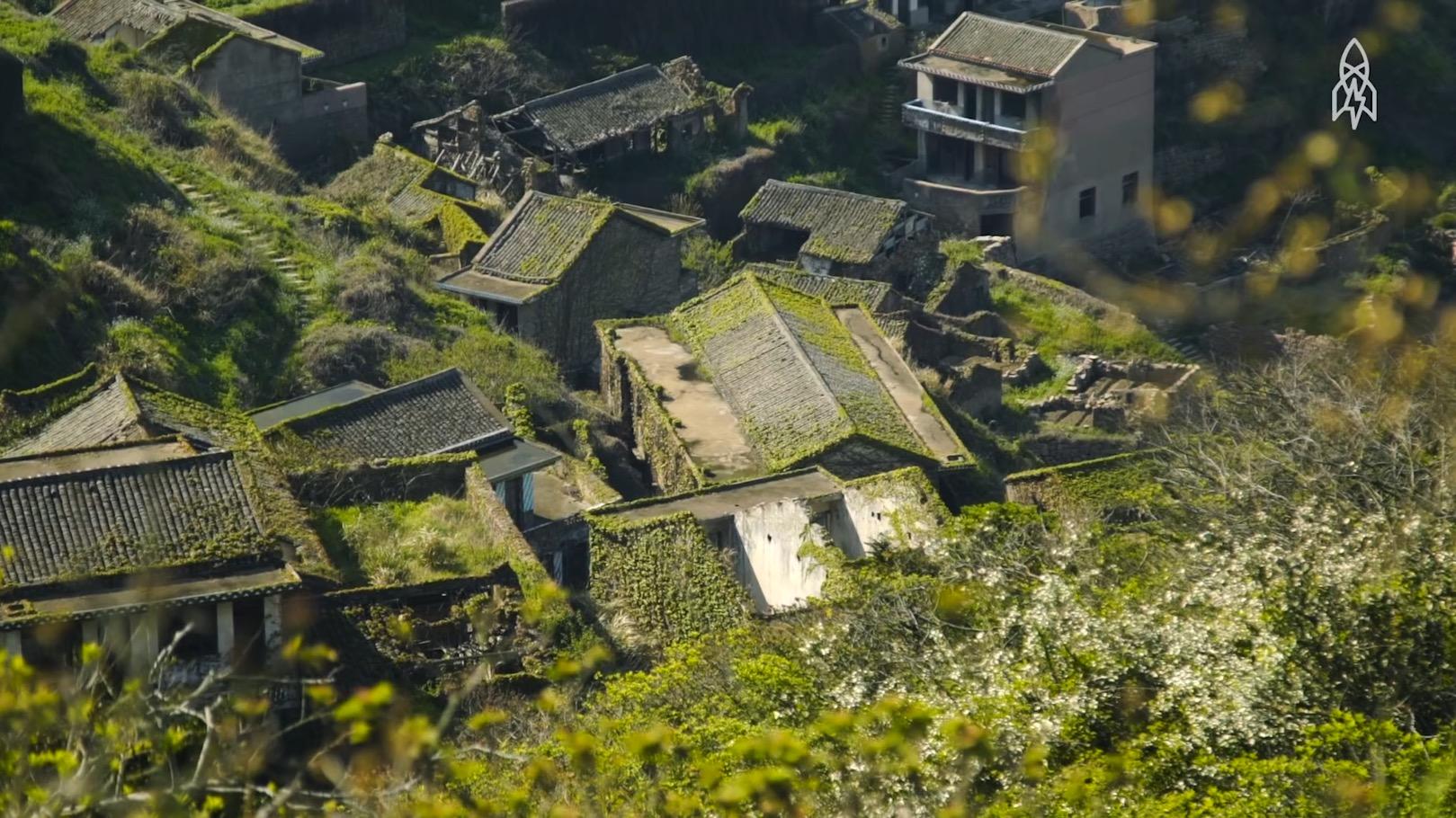 """جزيرة شانغشان.. حيث """"تطرد"""" الطبيعة الناس"""