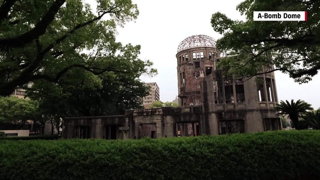 حديقة تذكارية في هيروشيما.. من أجل السلام