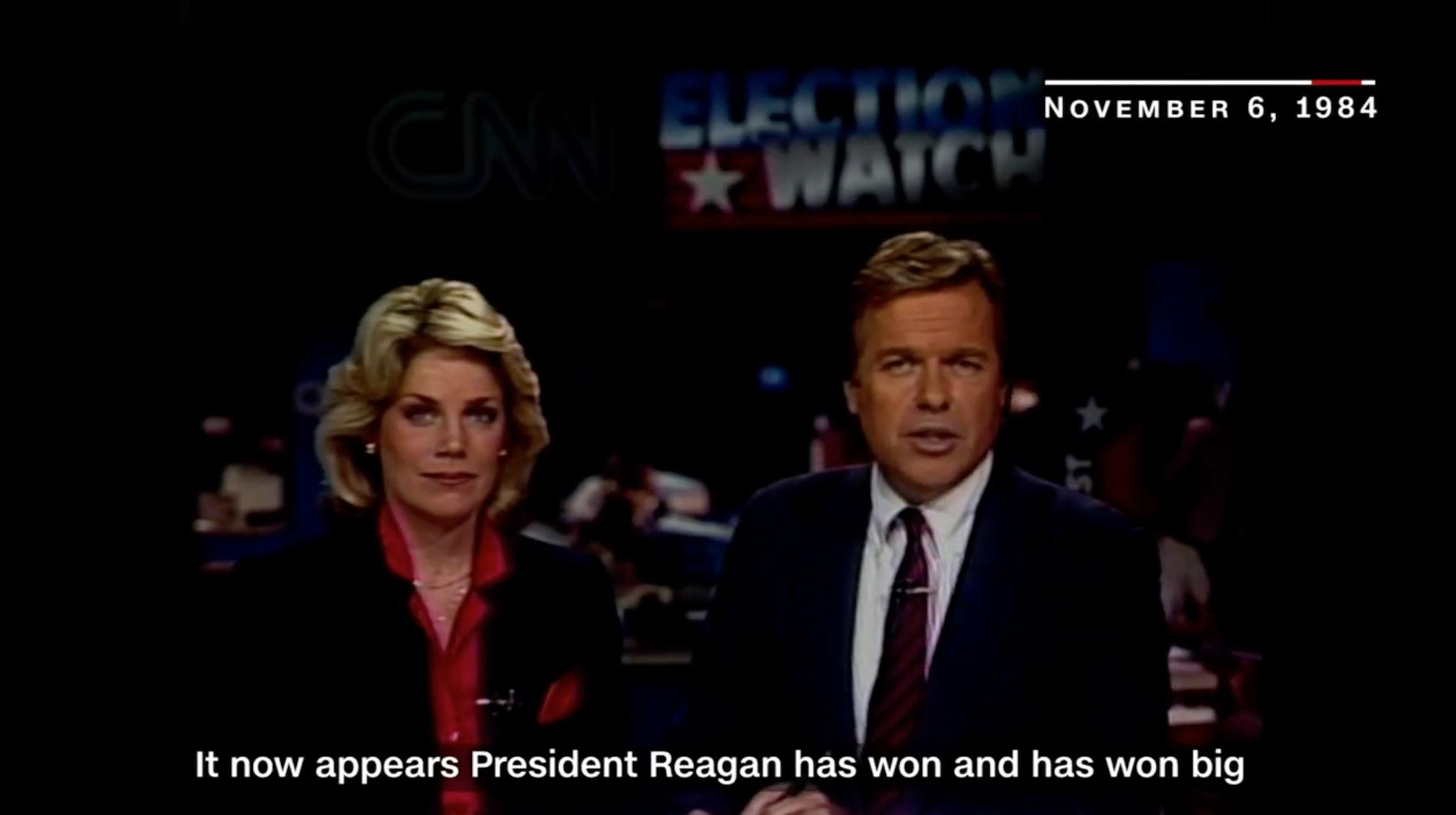 بدقيقة.. إعلان انتخابات أمريكا منذ 1980
